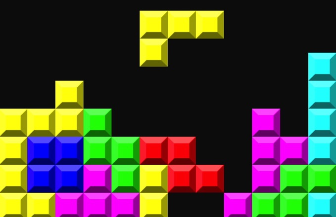 Tetris Screenshot (Cropped) 2013