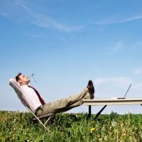 Overcome Overwork Photo (Square)