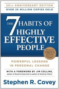Productivity Books - 7 Habits