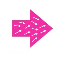 Arrow or Square Image (Square)