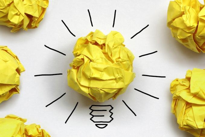 Lightbulb Thinking Pic
