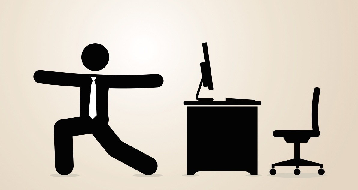 Office Yoga Thin